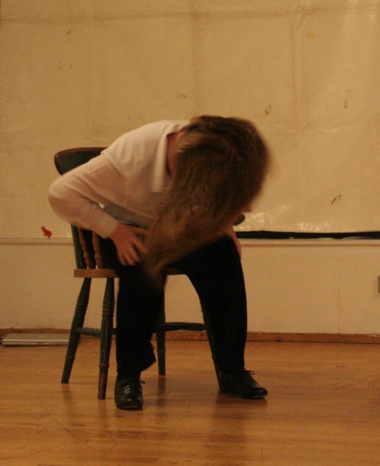 4 Hilary Gilligan Performance Unit 1 Dublin 28 Feb 2012