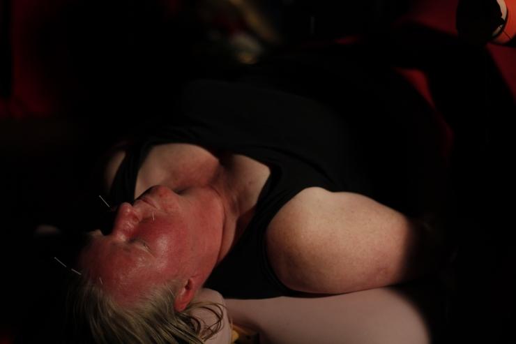 Hilary Gilligan Healing the Artist 2012 Sligo 5